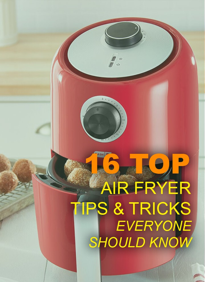 16 top air fryer tips and tricks