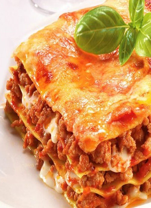 Beef Lasagna-recipe