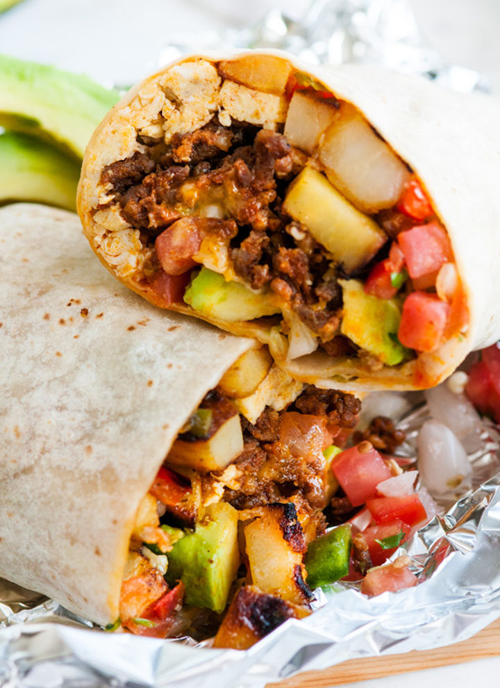 chorizo-breakfast-burrito-recipe