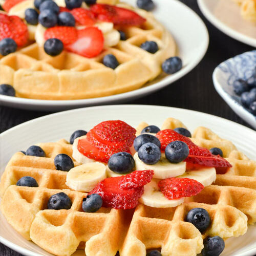 waffles-without-milk-recipe