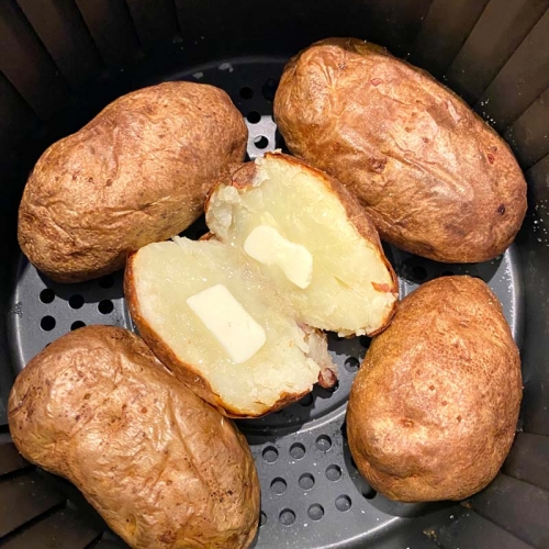 how-to-bake-potato-in-air-fryer